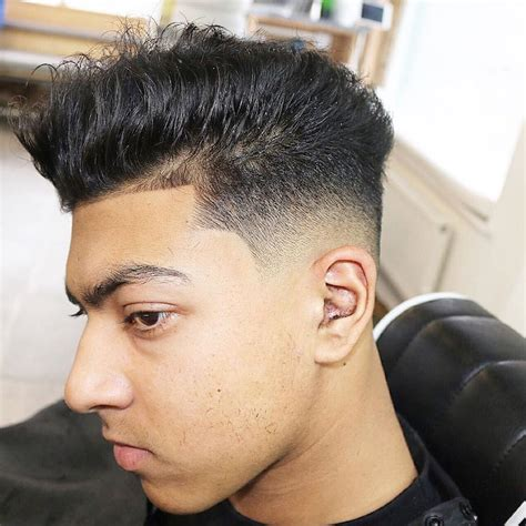 mid fade haircut  men hairstylo