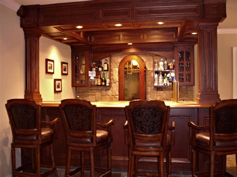 Pictures Of Bars In Homes how to build a custom residential bar keystone remodeling basements kitchen baths