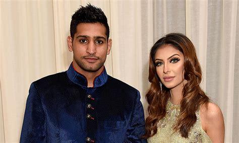 Exes Expecting by Amir Khan Announces On Faryal Makhdoom