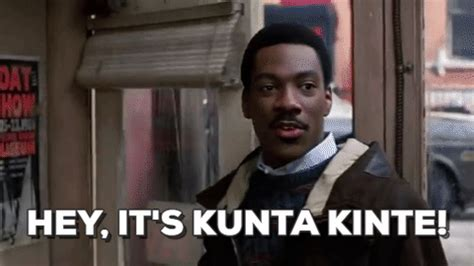 Kunta Kinte Meme - 10 references to kunta kinte in popular culture to get you