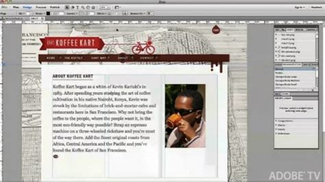 web layout muse a review of adobe muse adobe s new web design tool