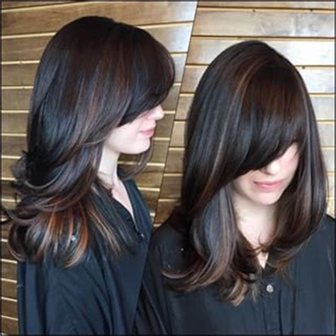 level 4 hair color 1000 ideas about brown hair cuts on