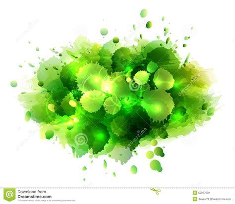 Painting Green 9 G 绿色油漆抽象艺术性的背景 向量例证 图片 包括有 吹动 钞票 图象 图画 装饰 抽象 艺术 50077602