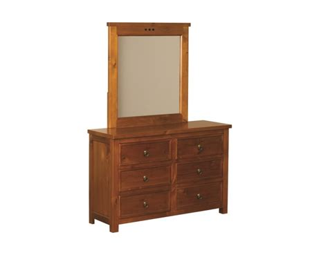 sweet dreams curlew oak 6 drawer wooden chest of drawers