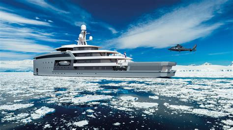 Luxe Interiors Magazine 9 Of The Best Explorer Yacht Concepts Boat International