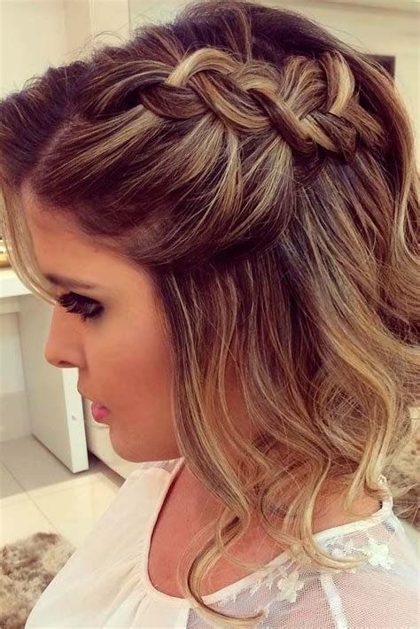 hairstyles for short hair photos do you wonder where to find the most beautiful prom