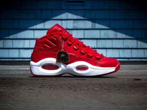 the question shoes reebok question quot canvas pack quot pre order at packer shoes