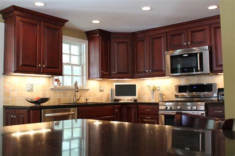 ridge road danbury ct traditional kitchen