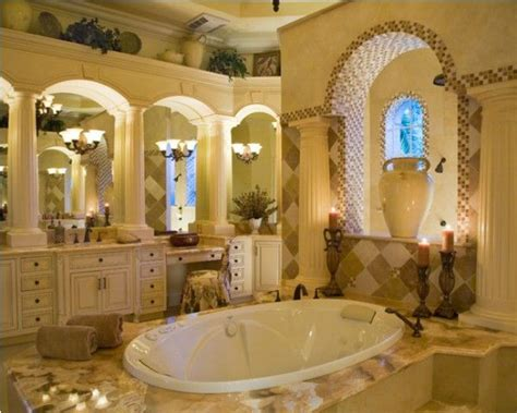 mediterranean style bathrooms mediterranean bath outside oasis