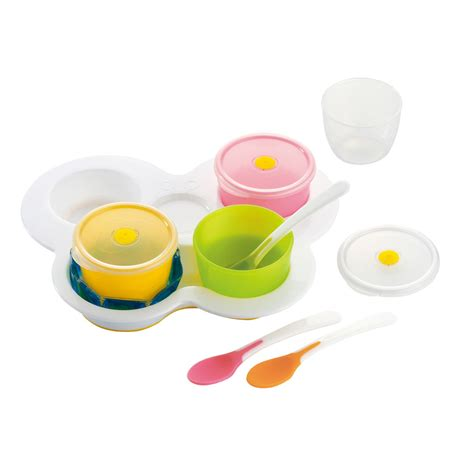 Richell Weaning Starter Set For Baby richell nd weaning starter set www babygiftretail