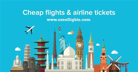 booking airflight tickets was never this easy ezee flights pvt ltd prlog