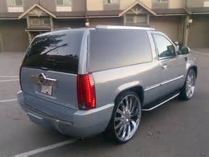 2 Door Cadillac Escalade 96 2 Door Tahoe Completely Converted To An Escalade The