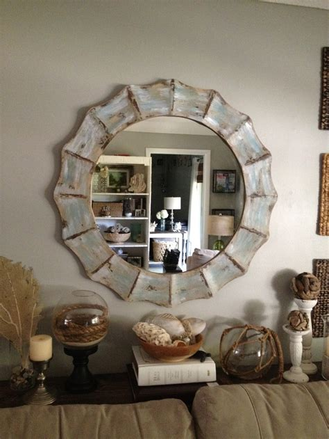 family room mirror sofa table decor home decor ideas