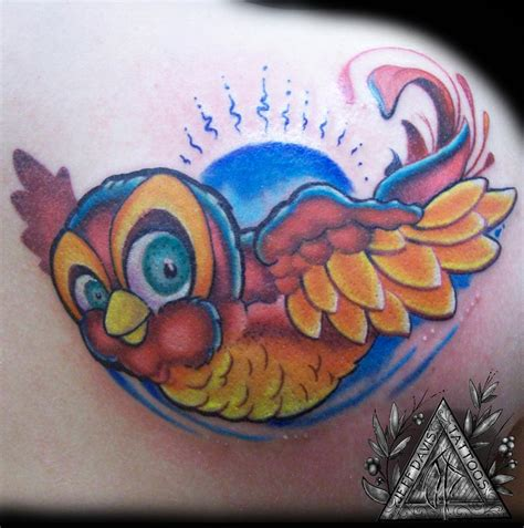 new school swallow tattoo designs new school by jeff davis sr tattoonow