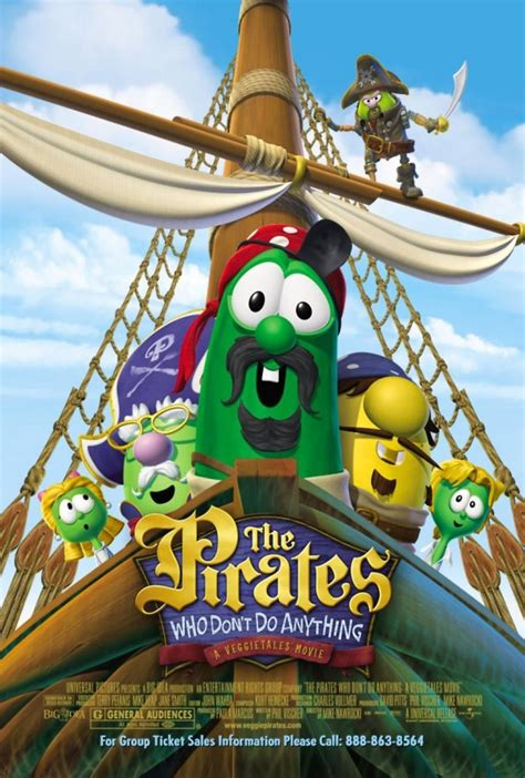 cartoon film about veg the pirates who don t do anything a veggietales movie dvd
