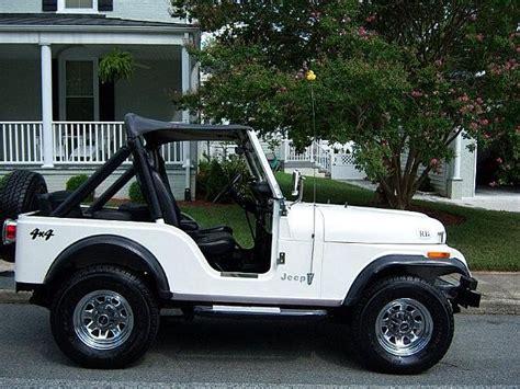 1982 Jeep Cj5 1982 Jeep Cj5 For Sale South Boston Virginia