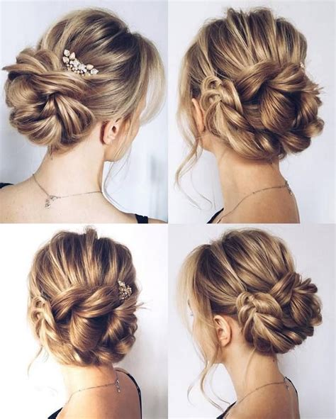 Bridal Bun Hairstyles With Veil by Best 25 Wedding Hairstyles With Veil Ideas On