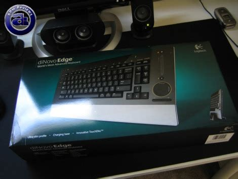 Shiny Review Logitech Dinovo Edge by Logitech Dinovo Edge Review Aph Networks