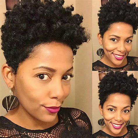 face for natural black tapered cut 20 of the best tapered short natural hairstyles teeny
