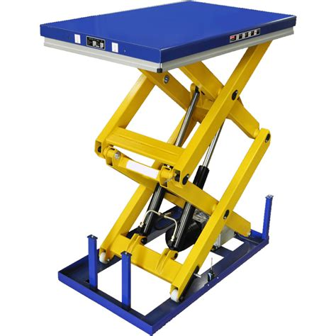 Electric Lift Table by Handling Gear Scissor Lift Tables Scissor Lifts