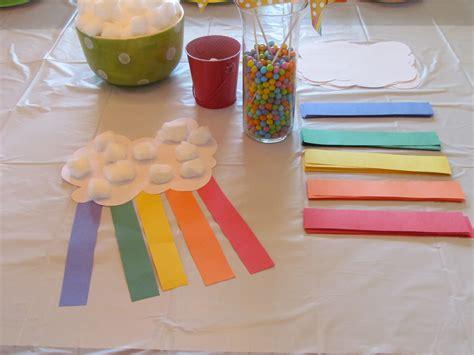 crafts for babies bean workshop rainbow