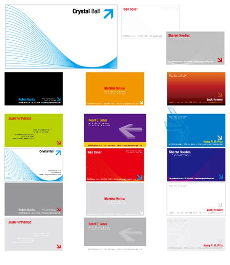 Simple Card Templates by Simple Business Card Templates