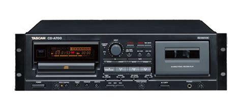 Cd Sorex Size M tascam cd a700 image 7081 audiofanzine