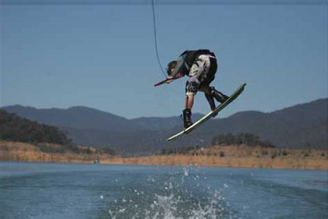 wakeboard boats victoria lake eildon a must for wakeboarding in victoria australia