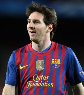 famous football players world lionel messi  king