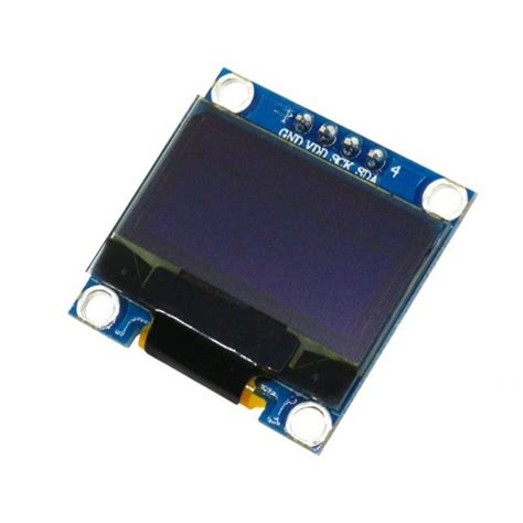 Oled 2828 Color Display Module purchase in india 4pin 128x64 blue color oled at