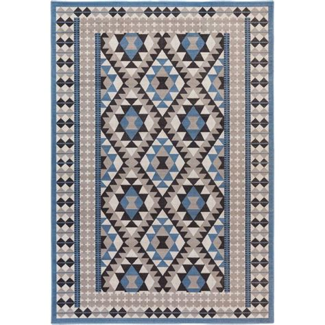 11 x 11 area rug artistic weavers adoen blue 7 ft 11 in x 11 ft indoor area rug s00151021605 the home depot