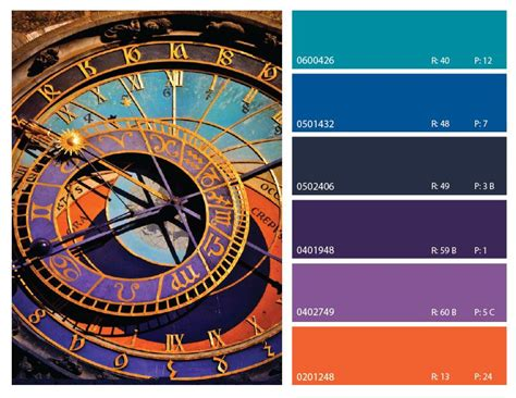 purple and orange color scheme purple orange and blue color scheme color trends