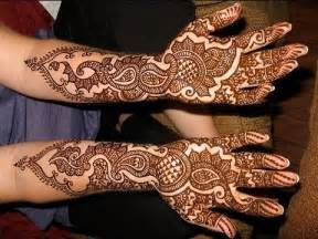 simple and easy to do bridal mehndi henna art learn
