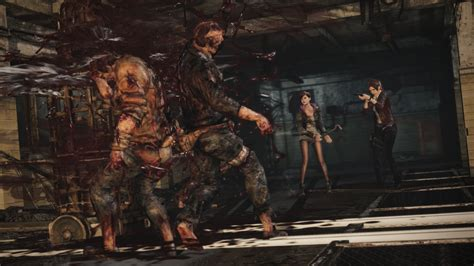 Ps4 Ps4 Resident Evil Revelations Usa resident evil revelations 2 ps4 patch brings frame rate closer to xbox one
