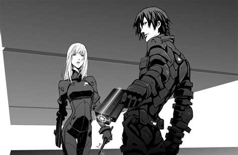 film anime layar lebar terbaik anime layar lebar blame menilkan visual perdananya