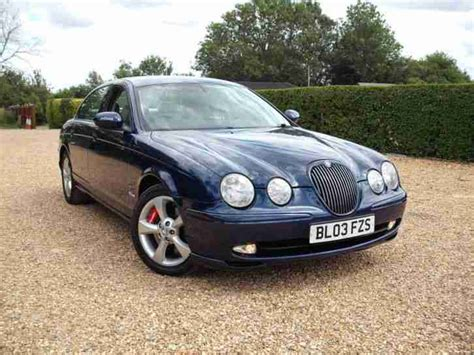 2003 jaguar s type review stunning sporty and superb jaguar 2003 s type 2 5 v6 sport 6 speed auto long m o t stunning car for sale