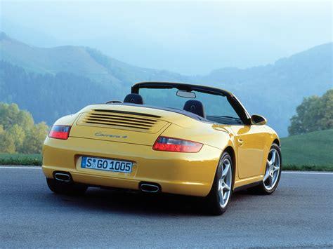 Porsche 911 997 Cabriolet Review by Porsche 911 Carrera 4 Cabriolet 997 Specs 2005 2006