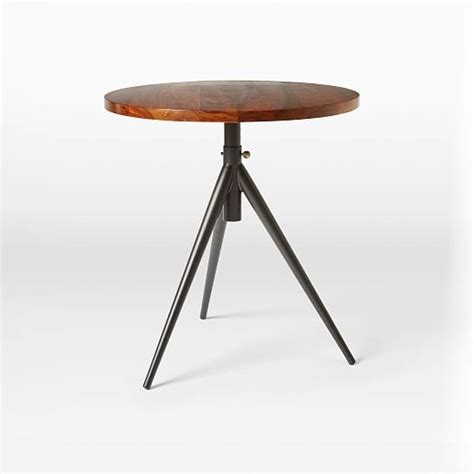Adjustable Bistro Table Adjustable Bistro Table West Elm