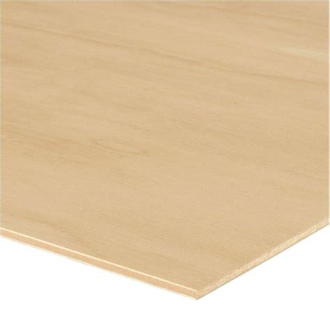 sande plywood common 1 4 in x 4 ft x 8 ft actual 0