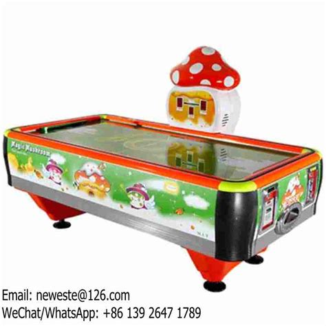 arcade quality air hockey table quality coin operated amusement arcade air