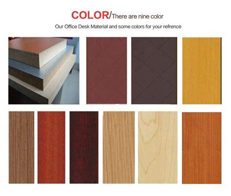 Office Desk Colors Wholesale 2016 China Manufacturer Sells Melamine