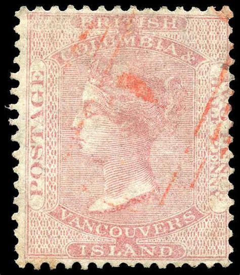 libro vancouver island itm r v british columbia 2a queen victoria 1860 2 189 d used very fine u vf 004 british