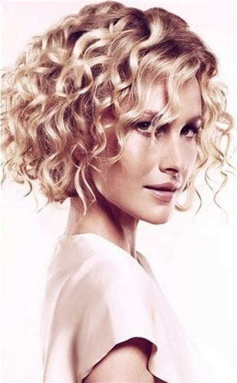 bob haircut styles curly hair curly bob hairstyles 2016