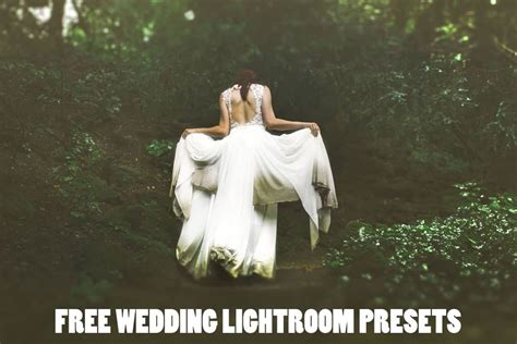 Wedding Lightroom Presets by 5 Free Wedding Lightroom Presets Creativetacos