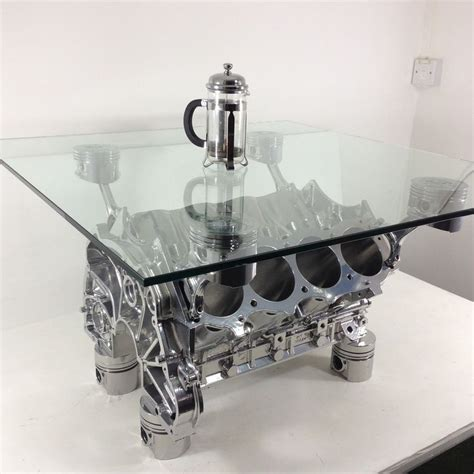 V8 Engine Block Coffee Table Best 25 Engine Block Ideas On V Engine Car Parts And Car Part Furniture