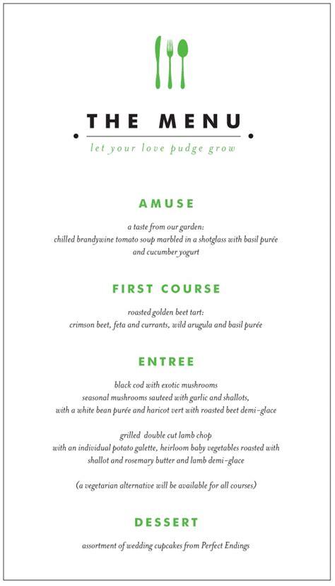 Design Menu Simple | menu restaurant design restaurant menu design