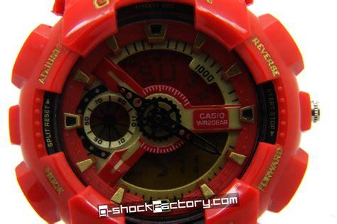 shock ga limited edition ironman wwwg