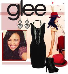 Fashion Santana Set 3 In 1 7767 quot santana glee on quot by aure26 on polyvore glee fashion styles