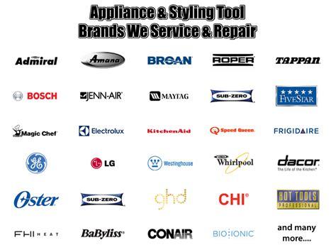 Top Appliance Repair Companies - manufacturers affordable electrical repair