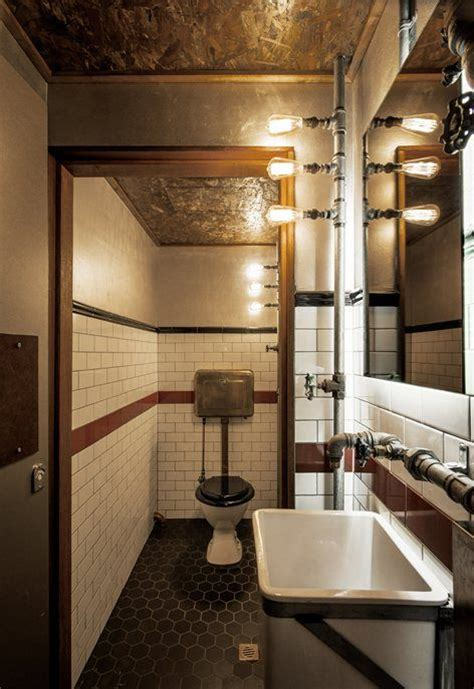 donnys bar manly  luchetti krelle restroom design